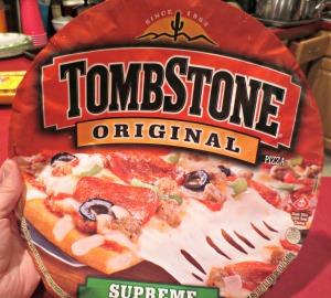 Tombstone packaging