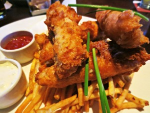 Yard House Fish and Chips