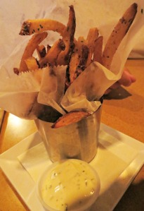 Hillside Pub Fries
