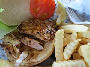 DD Sandwich Mahi