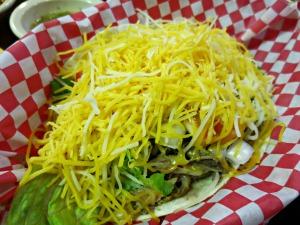 Grin go's taco