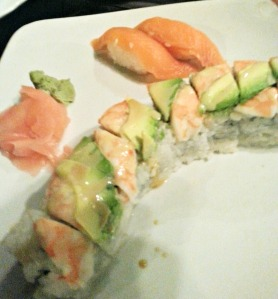 Teak Sushi Ours