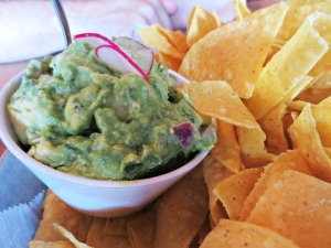 Bakers chips and guac better