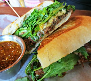 Bakers short rib torta