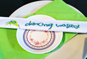 Dancing Wasabi Chopsticks