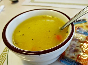 Harrison soup
