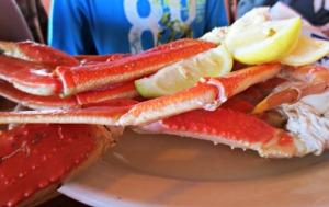 Back Porch Crab Legs