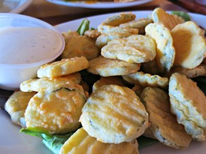 Back Porch Fried Pickles