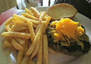 Bric a Brac Burger