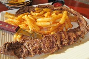 Crab Island Cantina Steak