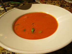 Cuvee Shrimp Bisque