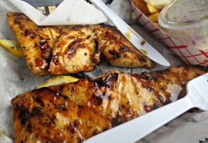 DD Grilled Fish