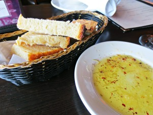 Fat Clem Bread and Oil