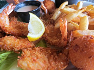 Floyd's coconut shrimp