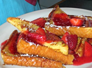 Harbor Docks French Toast