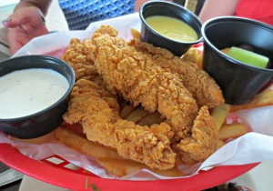Hurricane Oyster Bar Chicken Fingers