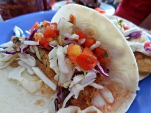 Hurricane Oyster Bar Marita Taco