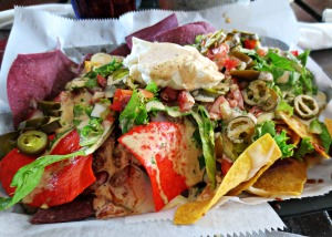 Hurricane Oyster Bar Nachos