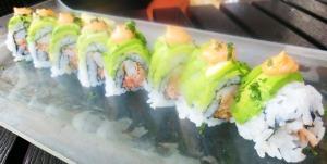 Jackacudas seaside sushi