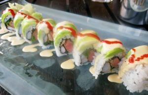 Jackacudas sushi
