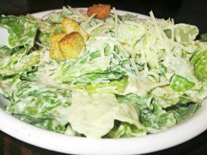 McGuire's caesar salad