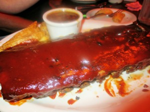 McGuire's ribs best