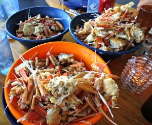 Rick's Crab Shrapnel