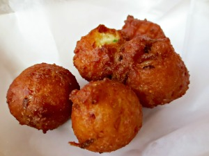Stewby's hush puppies