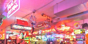 Terry's Turf Club inside