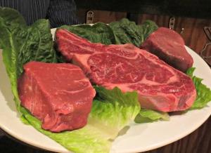 Fresh Steaks