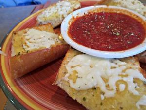 Betta's Garlic Bread