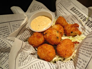 Bubba Gump Hushpuppies