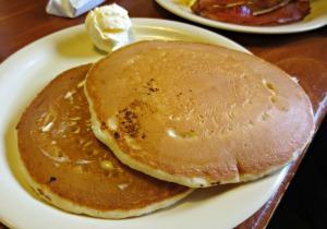 Flapjacks pancakes