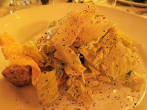 Jag's Caesar Salad
