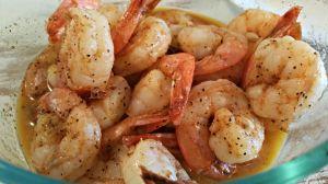 Blalocks grilled shrimp
