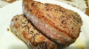Blalocks tuna done