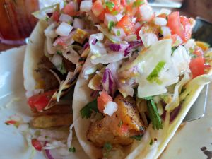 Brotula's fish tacos better