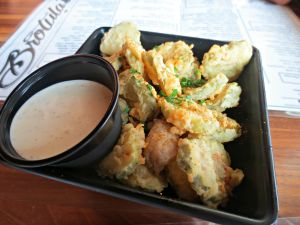Brotula's Fried Pickles