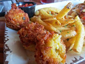 Brotula's hushpuppies