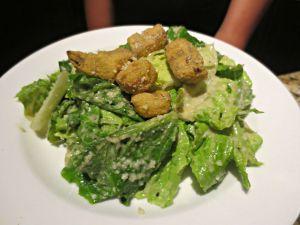 Cuvee Caesar Salad