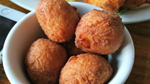 Hurricane hush puppies