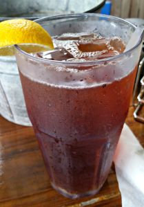 Hurricane iced tea