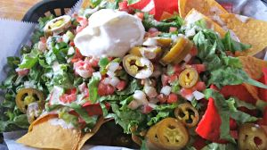Hurricane nachos