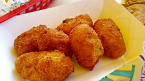 Lulu's hush puppies
