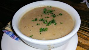 McGuire's bean soup