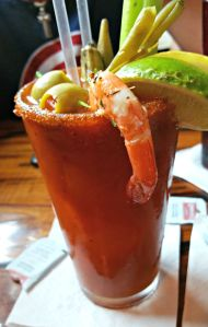 Stinky's bloody mary