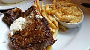 Stinky's steak