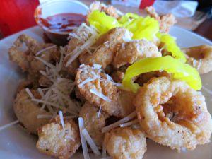 Surf Hut Calamari