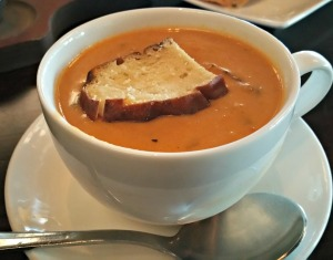 Crab and Lobster bisque