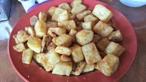 Sawyer's home fries